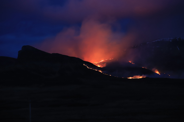Church services federation urges crofters to take care in burning fandeluxe Gallery