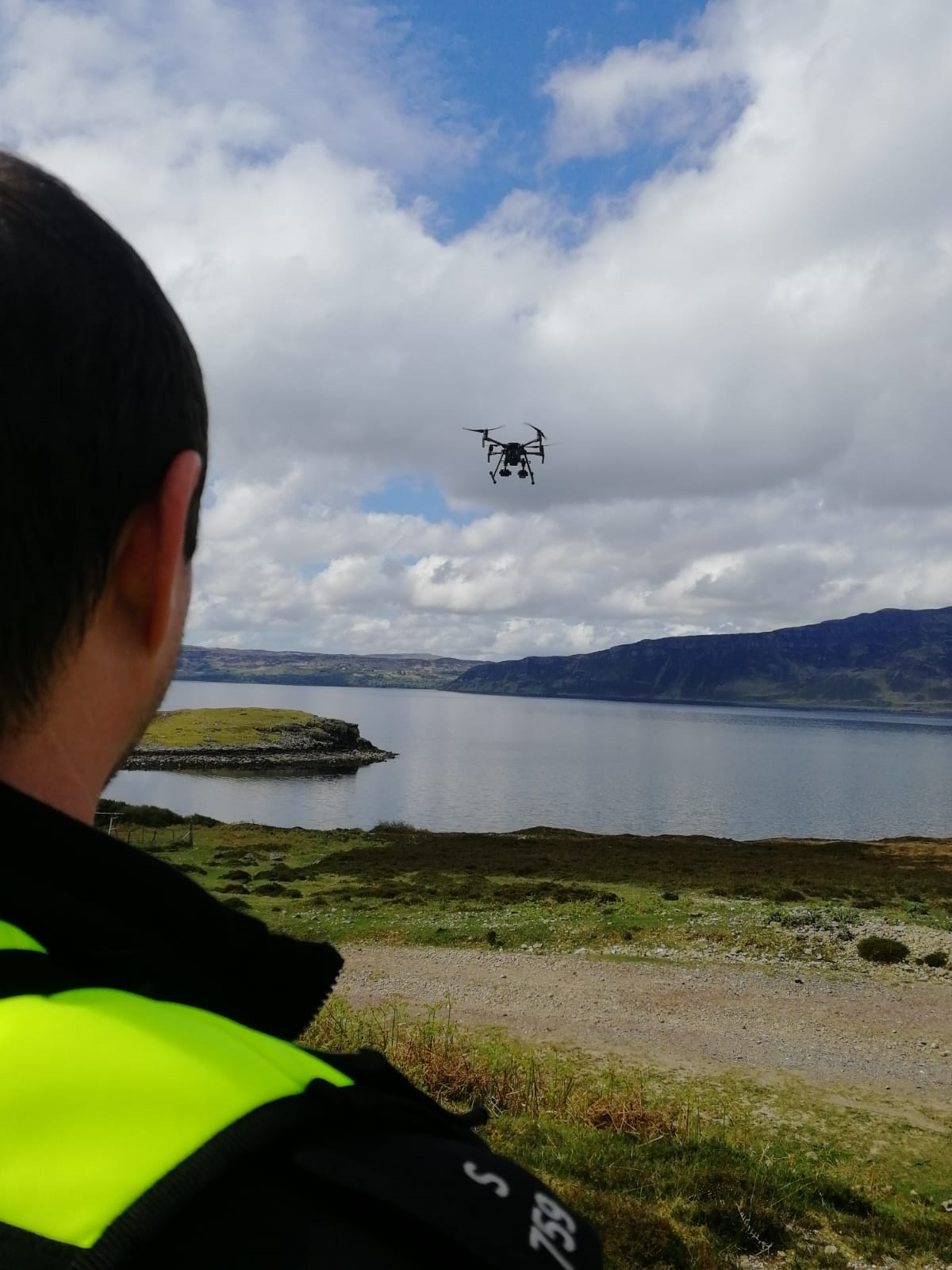 f82bc89cd78 Search ongoing for missing Raasay man